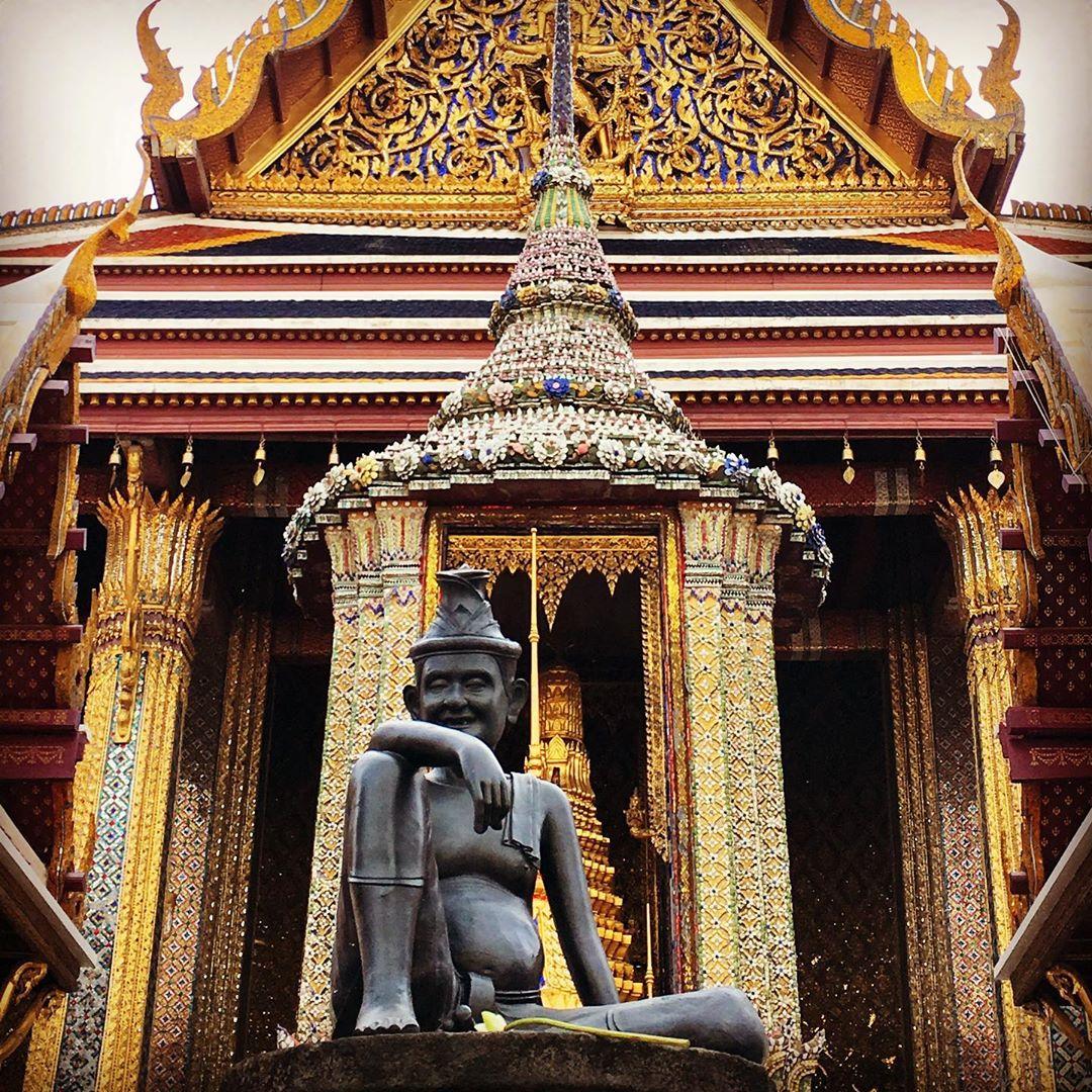 Destinos: Asia. Bangkok Royal Grand Palace Tailandia