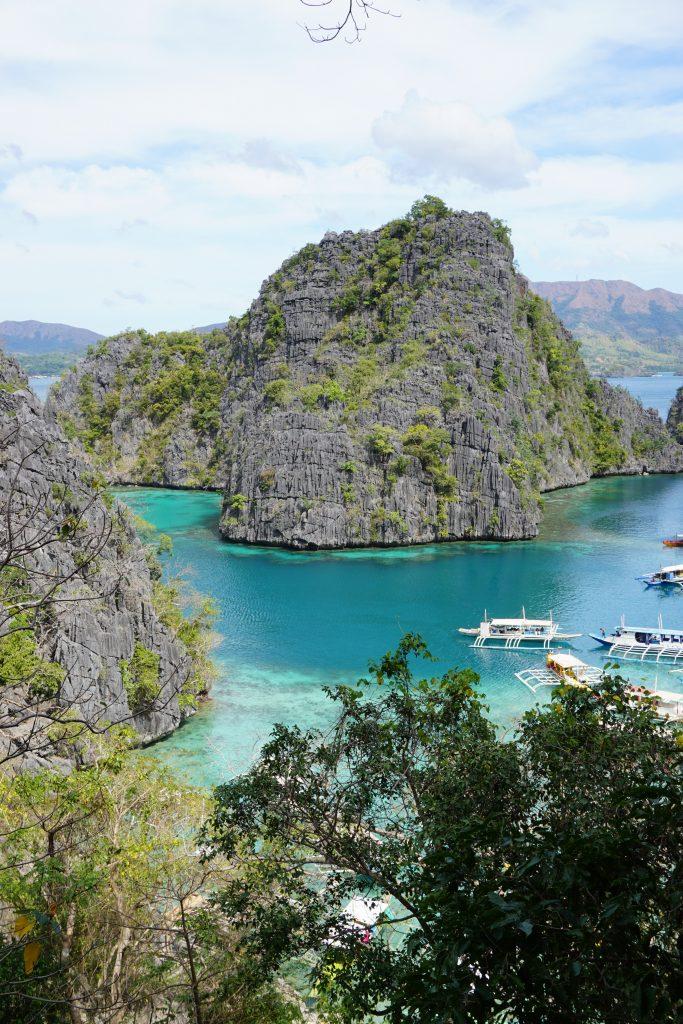 Quiero conocer la postal Filipinas Coron