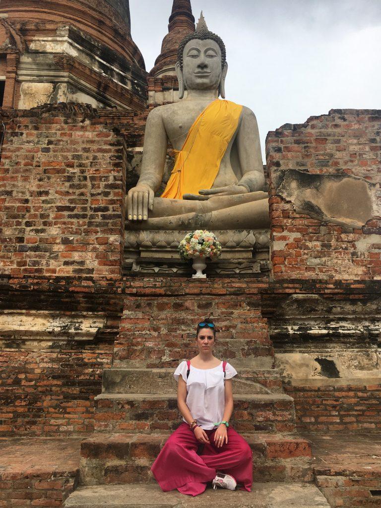 Quiero conocer Tailandia Ayutthaya