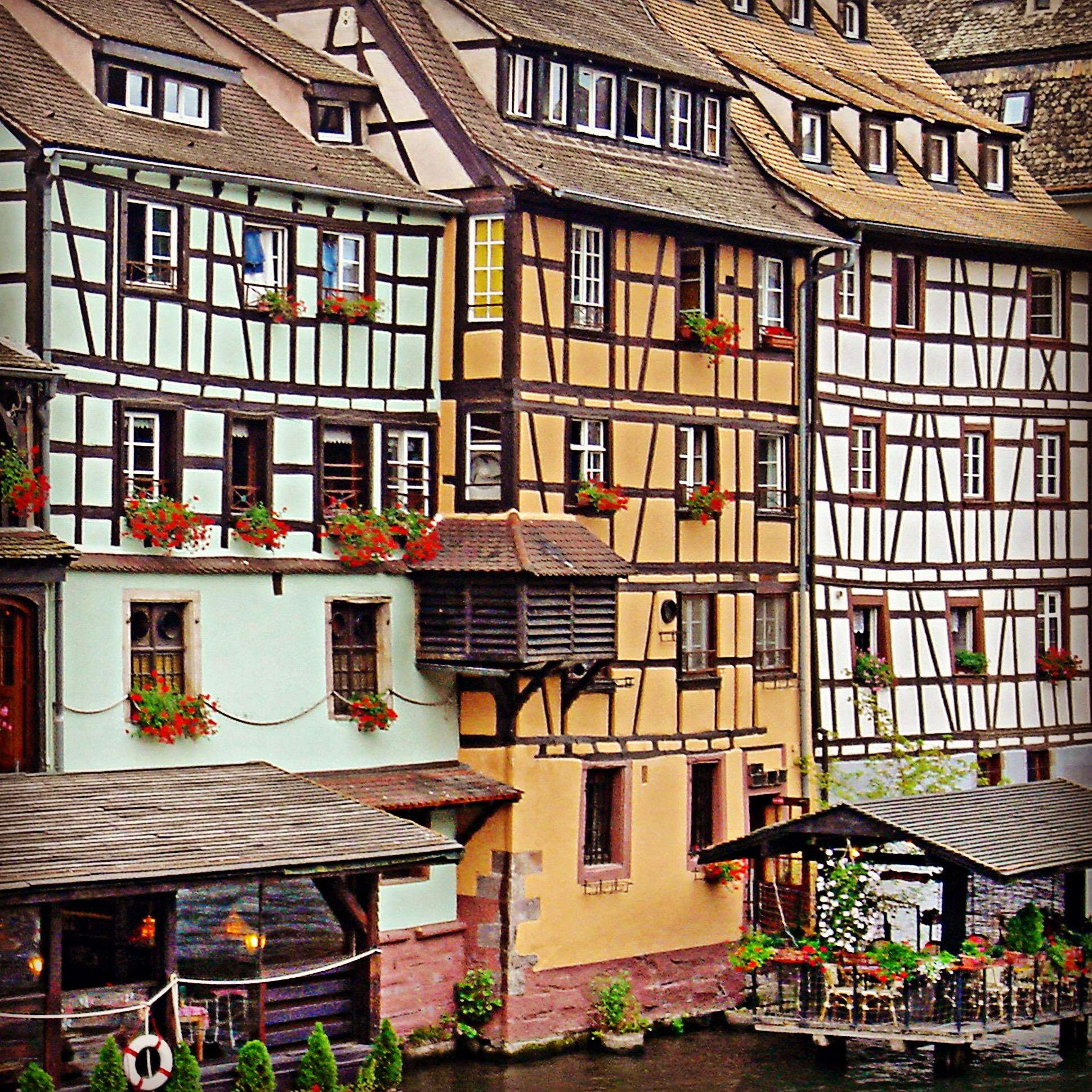 Destinos: Europa. Petit France en Estrasburgo, Francia