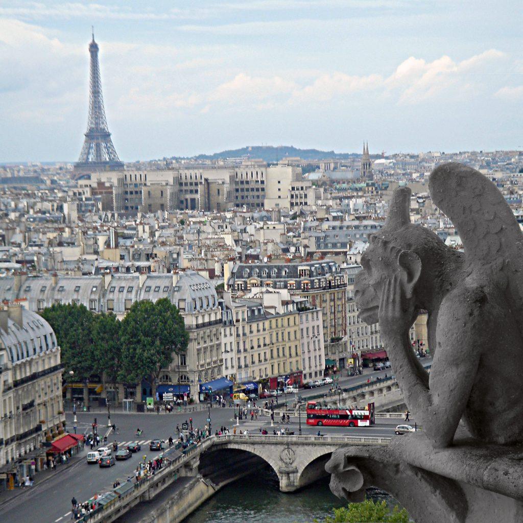 Francia, desde Parías hasta