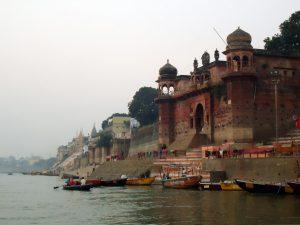 Ciudad antigua de Benares