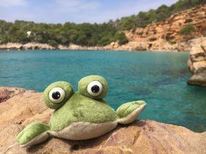 Cala Saladeta Ibiza sin aglomeraciones las claves