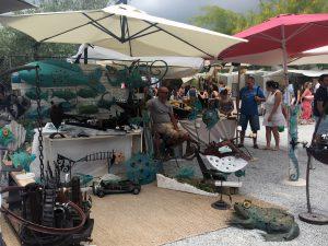 Mercadillo Hippy en Ibiza
