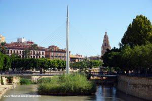 ver en Murcia el rio Segura