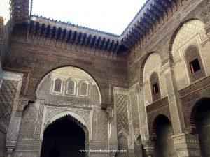 Madrasa Attarine Fez