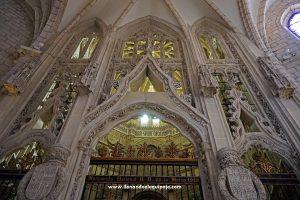 interior Catedral de Murcia