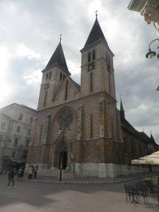 Catedral de Sarajevo