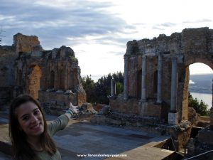 Taormina teatro griego