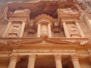 Petra el tesoro de Jordania