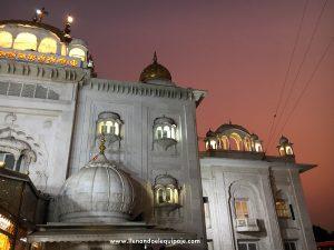 Templo Sikh Gurdmara Bangla Salib