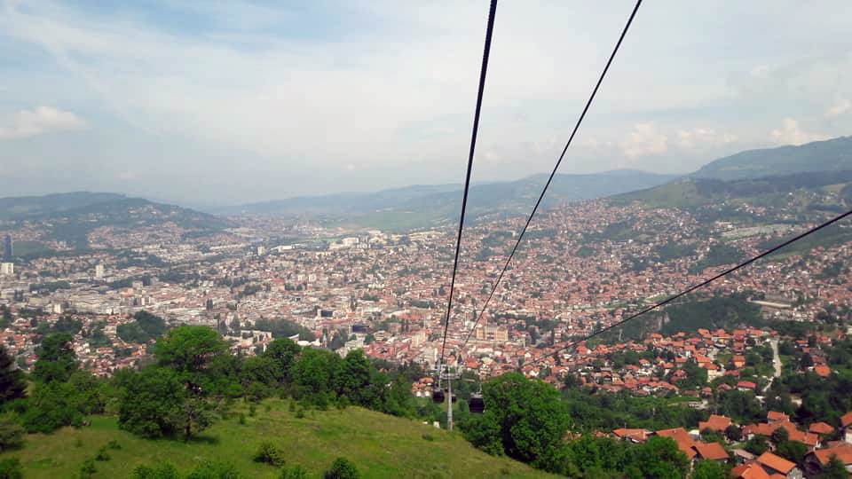 Teleférico Sarajevo