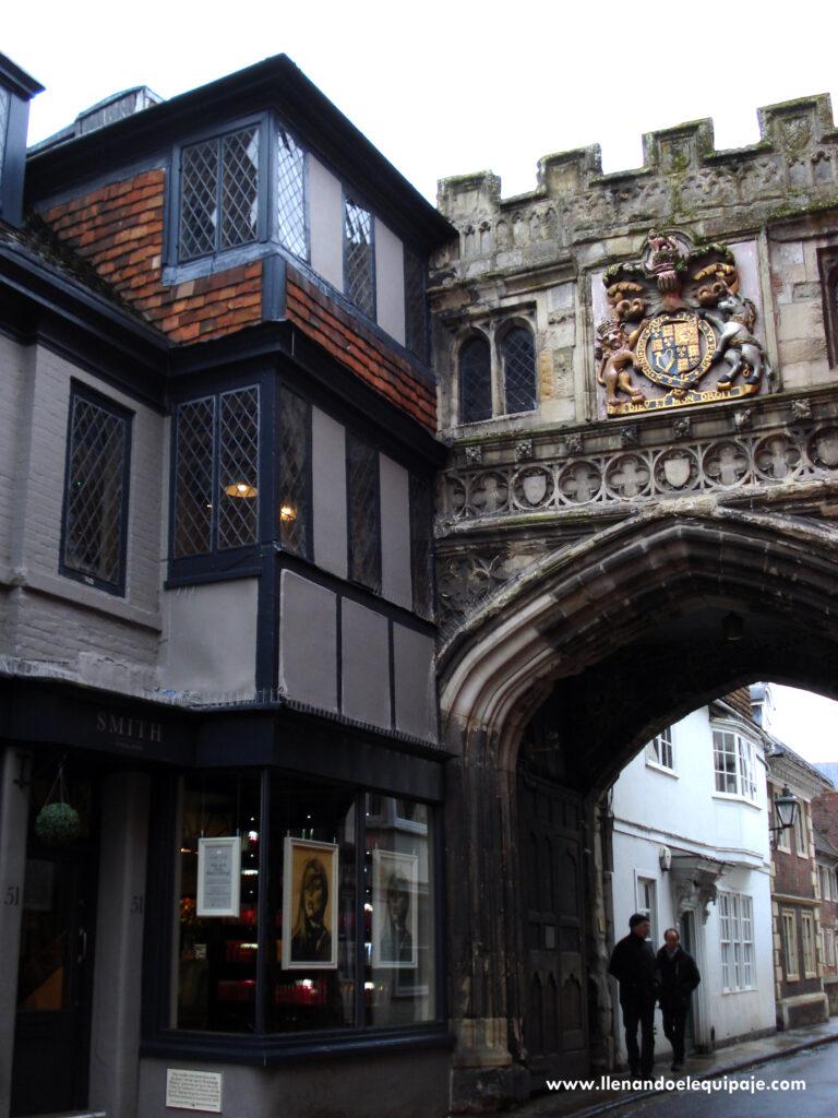 Salisbury ciudad medieval