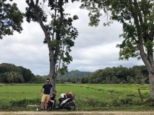 Bohol en Moto
