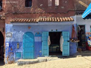 La Ciudad Azul, Chefchaouen